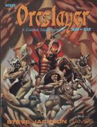 GURPS Classic: Orcslayer