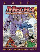 GURPS Classic: Mecha