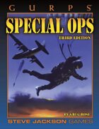 GURPS Classic: Special Ops