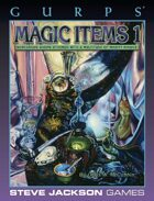 GURPS Classic: Magic Items 1
