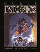 GURPS Classic: Psionics
