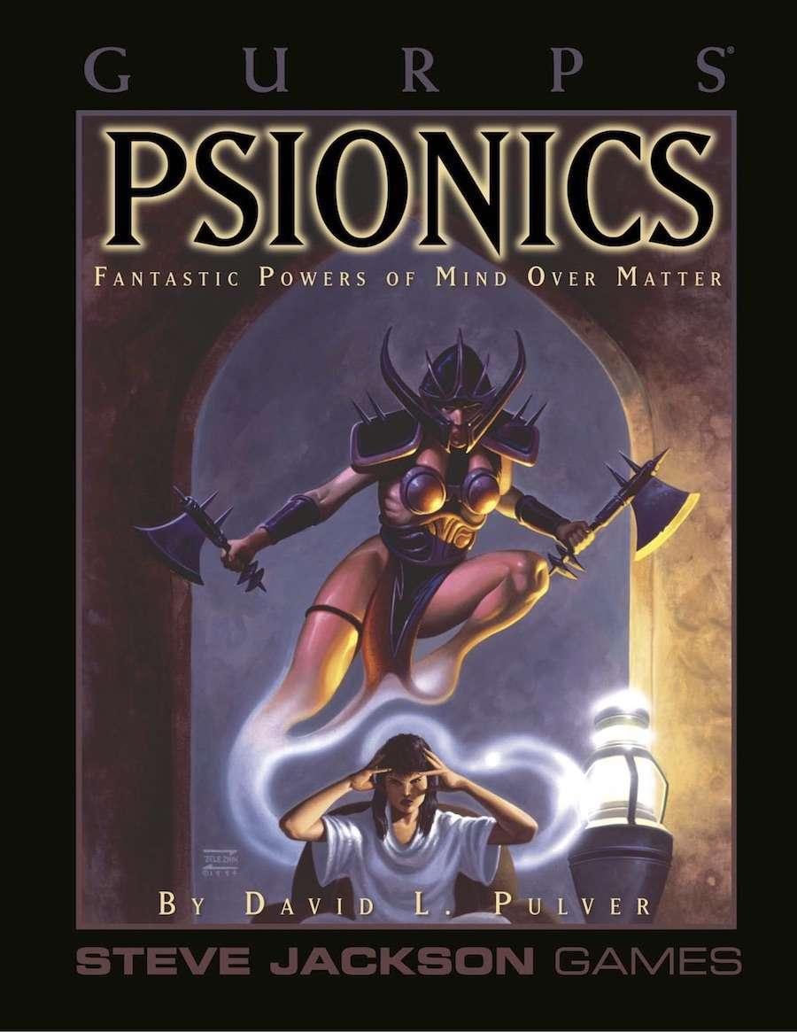 Top Five Psionic - Circus