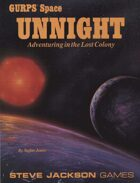 GURPS Classic: Space: Unnight