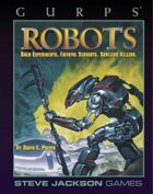 GURPS Classic: Robots