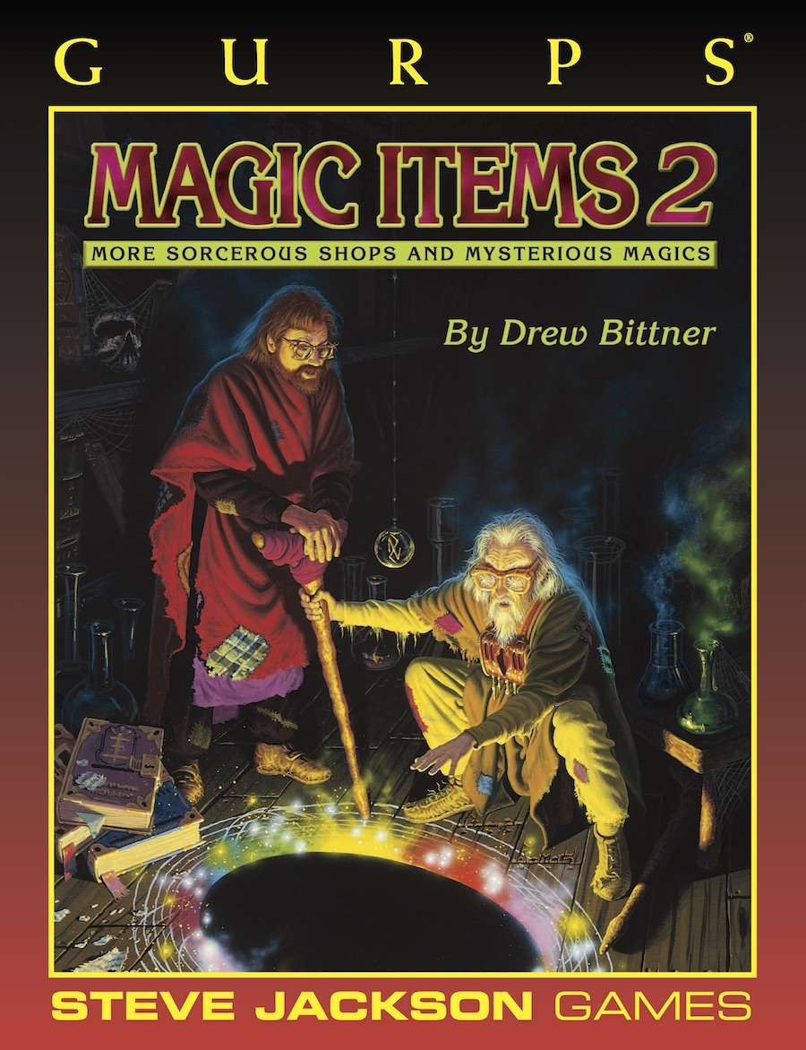 GURPS MAGIC ITEMS PDF DOWNLOAD