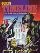 GURPS Classic: Timeline