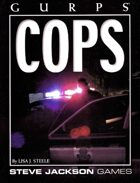 GURPS Classic: Cops