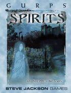 GURPS Classic: Spirits