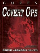 GURPS Classic: Covert Ops