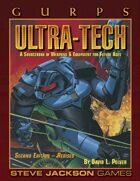 GURPS Classic: Ultra-Tech
