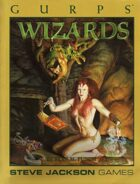 GURPS Classic: Wizards