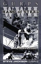 GURPS WWII Classic: Hand of Steel