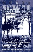 GURPS WWII Classic: Return to Honor
