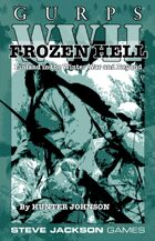GURPS WWII Classic: Frozen Hell