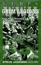 GURPS WWII Classic: Grim Legions