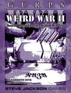 GURPS WWII Classic: Weird War II