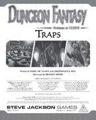 Dungeon Fantasy Traps