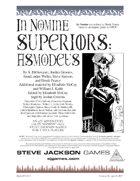 In Nomine Superiors: Asmodeus