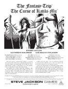 TFT Adventure: The Curse of Katiki-Mu