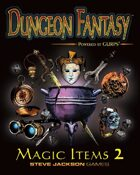 Dungeon Fantasy Magic Items 2