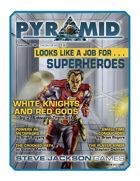 Pyramid #3/002: Looks Like a Job for . . . Superheroes