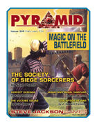 Pyramid #3/004: Magic on the Battlefield