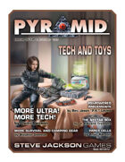 Pyramid #3/012: Tech and Toys