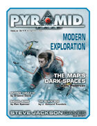 Pyramid #3/017: Modern Exploration