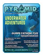 Pyramid #3/026: Underwater Adventures