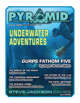 Pyramid #3/026: Underwater Adventures