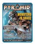 Pyramid #3/027: Monsters in Space