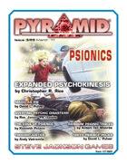 Pyramid #3/029: Psionics