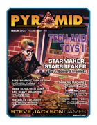 Pyramid #3/037: Tech and Toys II