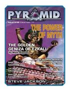 Pyramid #3/038: The Power of Myth
