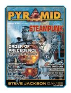 Pyramid #3/039: Steampunk