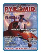 Pyramid #3/040: Vehicles