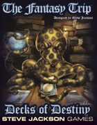 The Fantasy Trip Decks of Destiny