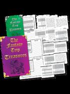 The Fantasy Trip Rumors and Treasures