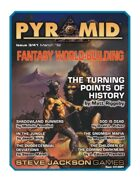 Pyramid #3/041: Fantasy World-Building