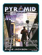 Pyramid #3/042: Noir