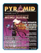 Pyramid #3/046: Weird Science