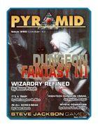 Pyramid #3/060: Dungeon Fantasy III