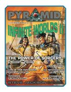 Pyramid #3/063: Infinite Worlds II