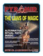 Pyramid #3/066: The Laws of Magic