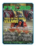 Pyramid #3/067: Tools of the Trade – Villains