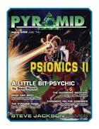 Pyramid #3/069: Psionics II