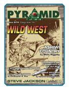 Pyramid #3/074: Wild West