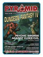 Pyramid #3/076: Dungeon Fantasy IV