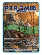Pyramid #3/081: Horrific Creations