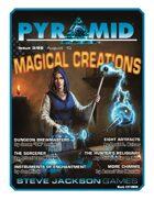 Pyramid #3/082: Magical Creations